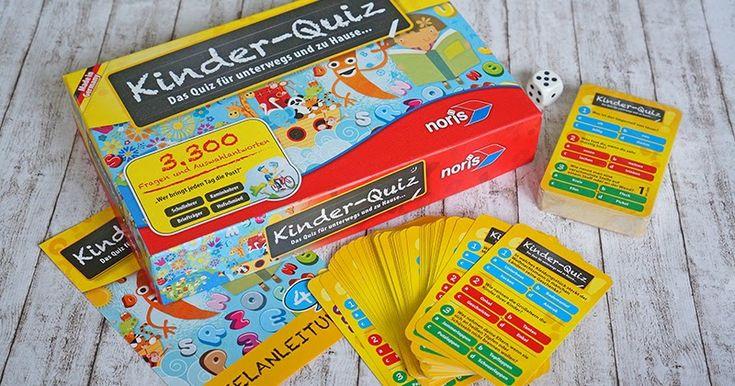 Gesellschaftsspiele ab 4 Jahren von Noris. Floh am Po, Schatz-Rabatz, Spaß am Rechnen, Kinder-Quiz und Escape Room.