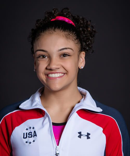 Lory Hernandez a new Olympian!!