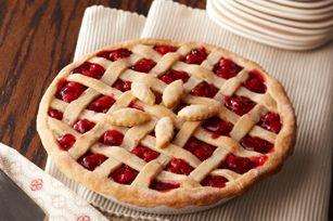 Midwest Tart Cherry Pie recipe