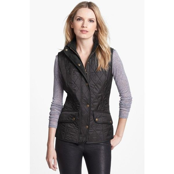 Barbour Betty Gilet Navy