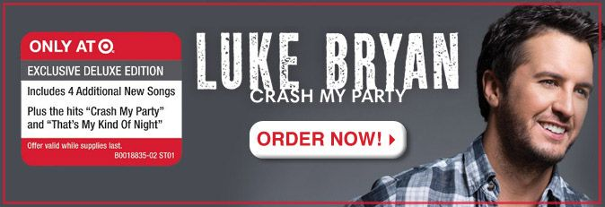 Luke's tour Schedule. When and where he is going to be.