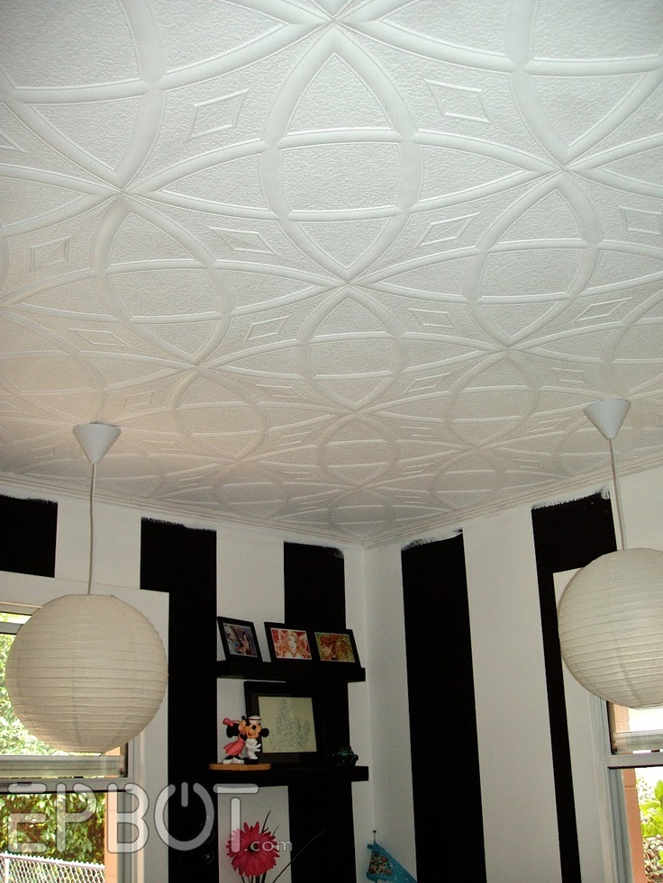 1000 Images About Diy Ceiling Projects On Pinterest