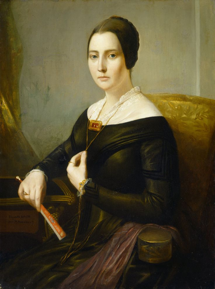 John Wesley Peredayz - Elizabeth Oakes Smith Prince (Mrs. Smith Seba)