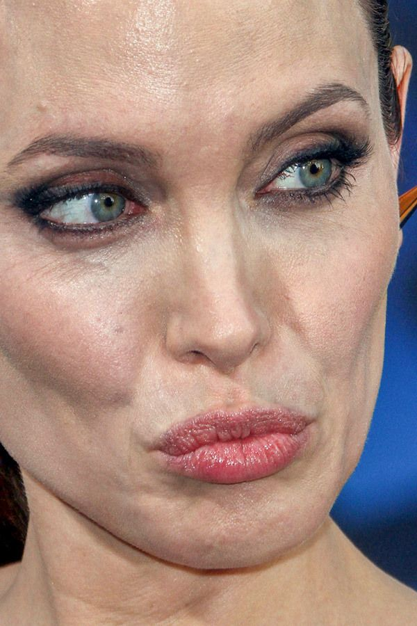Celebrity Photos That Are Really Close Up Celebs With Bad
