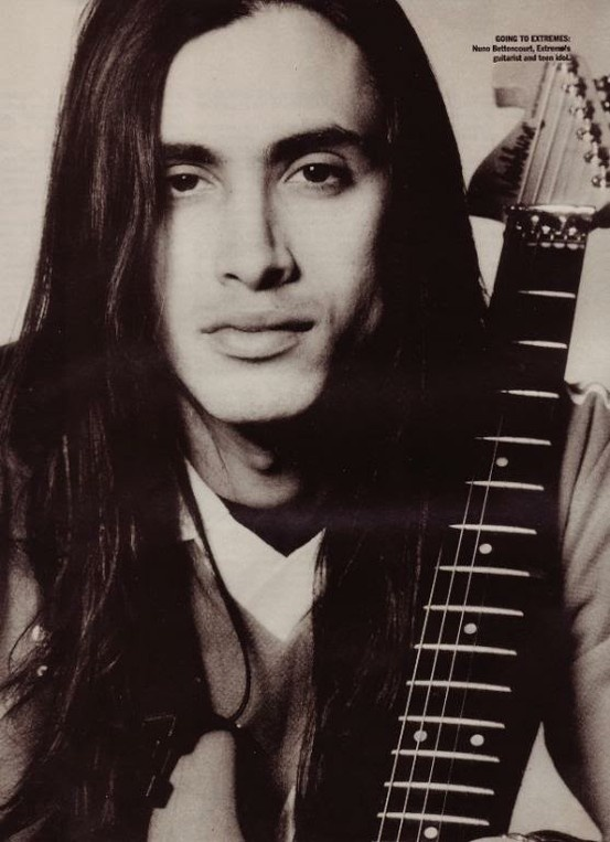 Nuno Bettencourt...greatest guitarist!