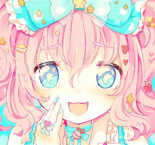 Anime Girl Hair Colors