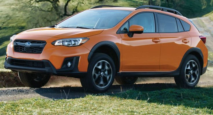 Subaru Prices All-New 2018 Crosstrek From $21,795 [30 Pics] #Galleries #New_Cars