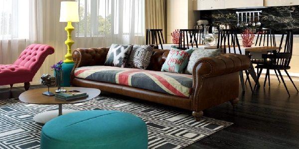 Home Interior Modern British Style