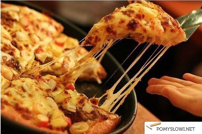 Szybki przepis na pizze...z patelni - Pomyslowi.net