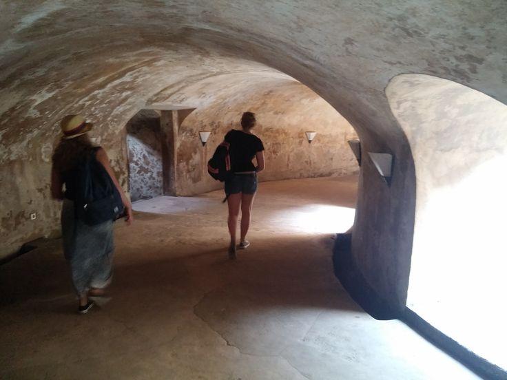 Ondergrondse moskee in het Kraton