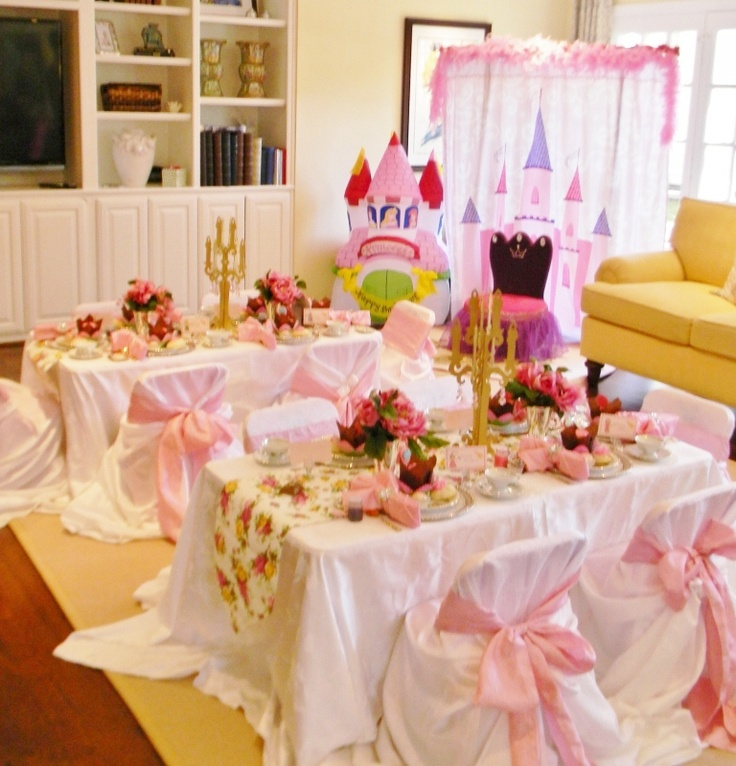 165 Best Little Girl Tea Party Images On Pinterest