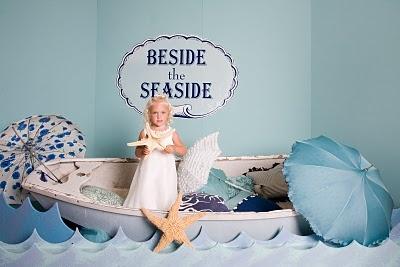 ohgraciepie: Nautical wedding themed Photo booth