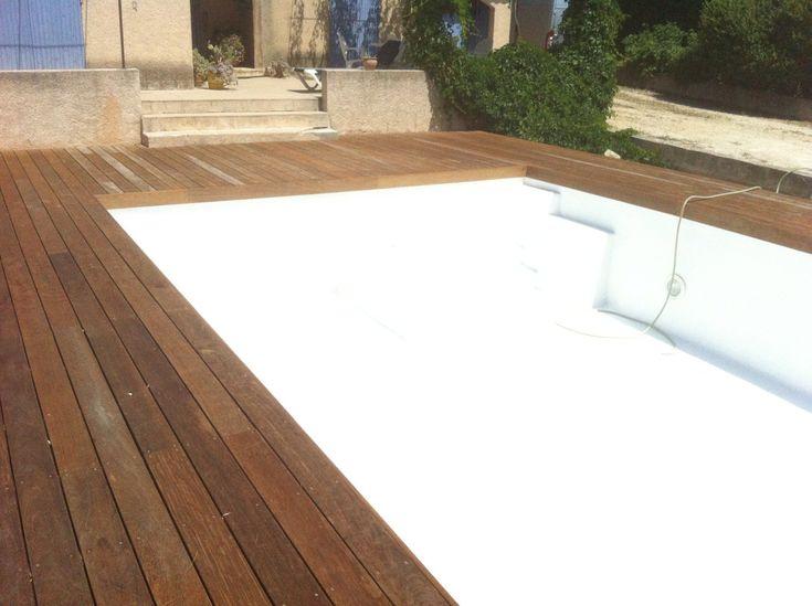 43 best Piscine et Spa images on Pinterest Swimming pools, Decks