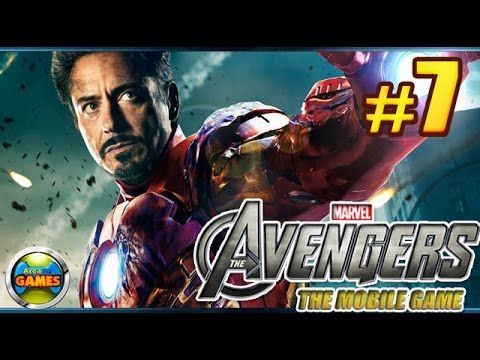 Avengers Mobile Gameplay part 7
