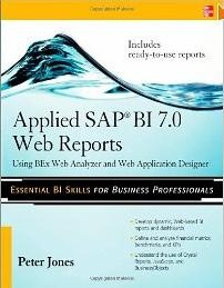 SAP Security | Applied SAP BI 7.0 Web Reports: Using BEx Web Analyzer and Web Application Designer	http://sapcrmerp.blogspot.com/2012/05/sap-security-applied-sap-bi-70-web.html
