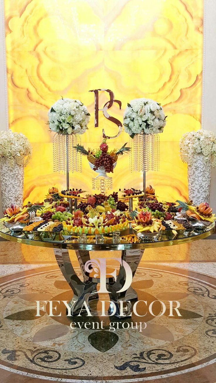 Фуршетный стол в Triumph эвент холл.от Feya Decor.89647033868