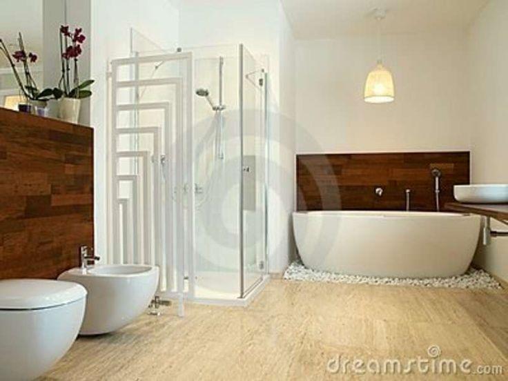 Bathroom African Style Bathroom Design Exotic Wood