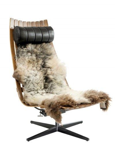 Scandia Senior Vipp Chair | Thonet