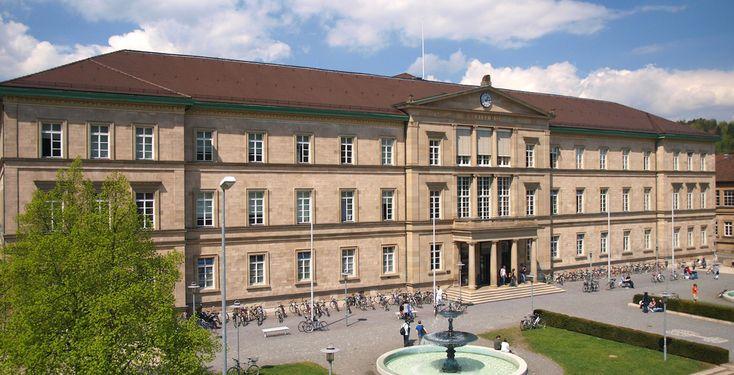 Eberhard-Karls-Universität Tübingen - Tübingen - Baden-Württemberg