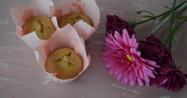 Muffins de Speculoos. Repostería Tximeleta.