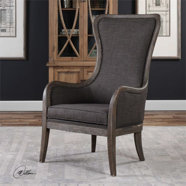Chenin Accent chairs, High back accent chairs, Chair