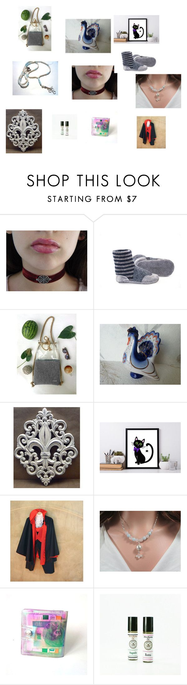 Etsy Collection by iridonousajewelry on Polyvore