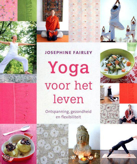 Yoga voor het leven - Josephine Fairley