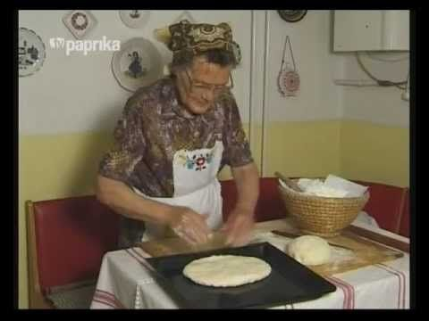 Ízes Hagyományok 17 Magyarkeszi népi konyhája - YouTube