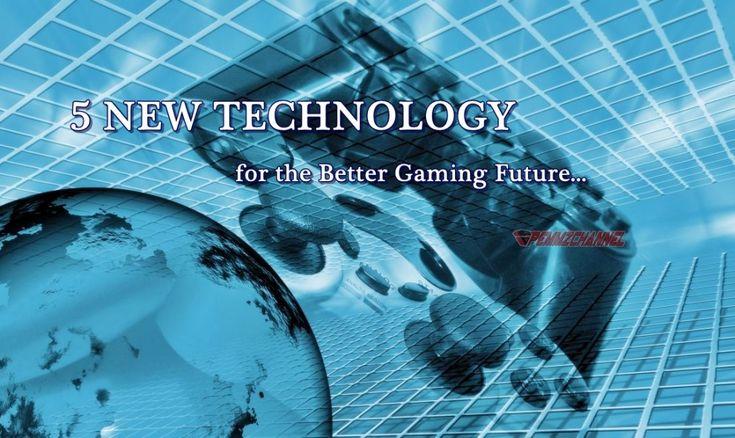 5 Teknologi Baru untuk Masa Depan Gaming
