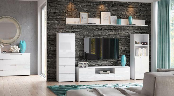 Najmodniejszy salon tylko z meblami z naszej kolekcji Selene #meble #salon #zainspirujsie #inspiracja #szynaka #inspiration #livingroom