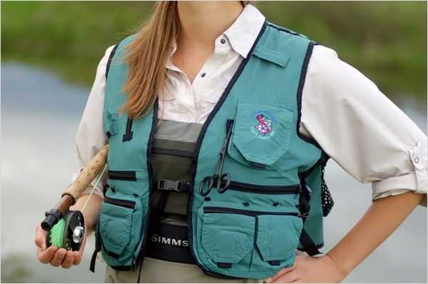 Physical Culture Gear Test Women S Fly Fishing Vests