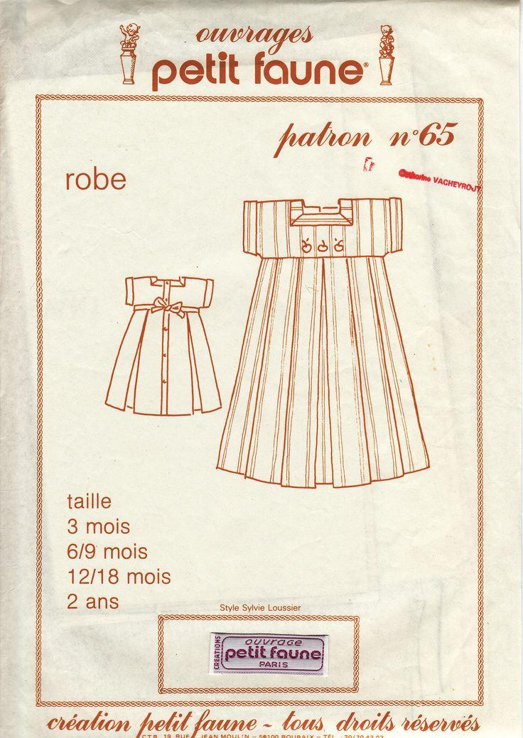 65 - robe (3moisà2ans)