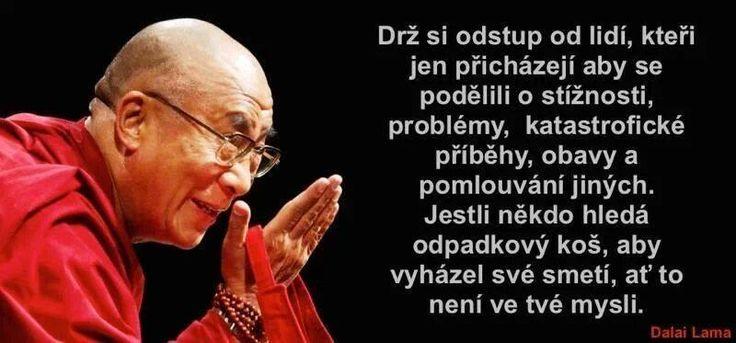 #motivacia #zmena #zivot #optimizmus #dalailama