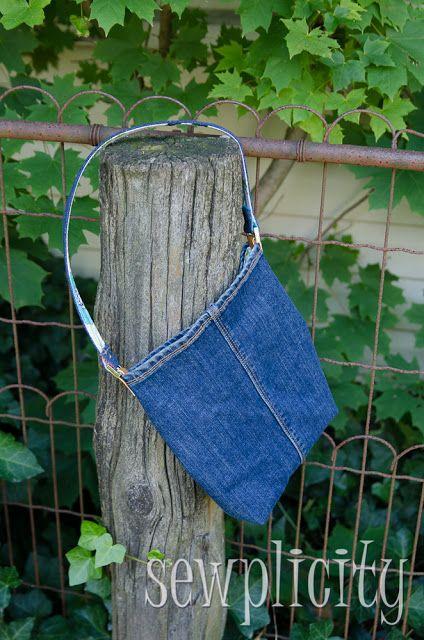 Sewplicity: Upcycling / Recycling / Repurposing Inspiration