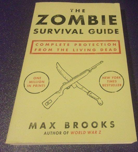 Zombie Survival Guide Book