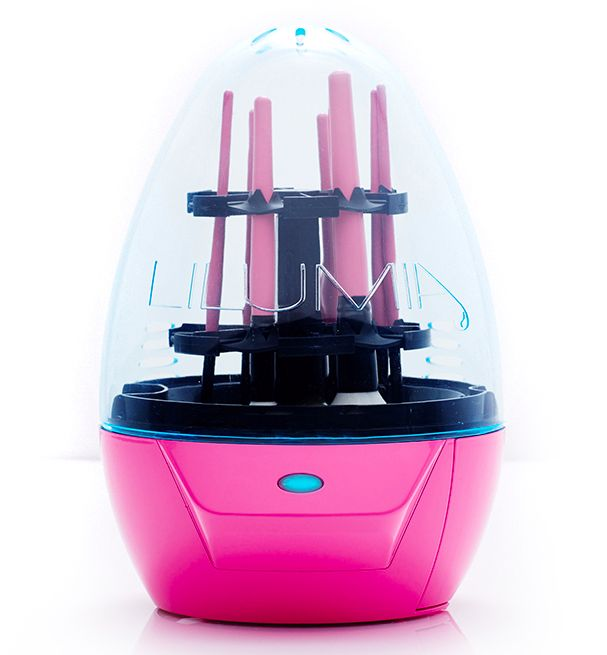 A machine that washes your makeup brushes for you. | 23 Gifts For Everyone Who Loves Makeup