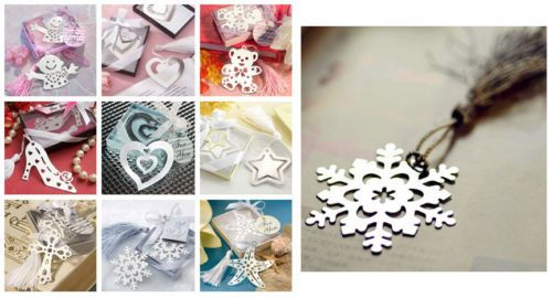 Wedding-Favours-Elegant-Bookmark-Bridal-Shower-Favor-Party-Gift-Snowflake