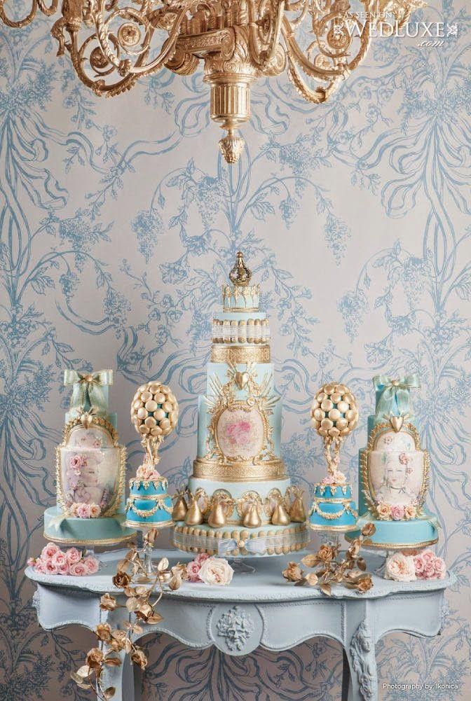 tarta boda barroca blog mi boda gratis candy bar
