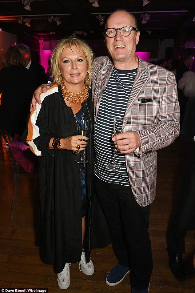 Ade Edmondson is married to Absolutely Fabulous star Jennifer Saunders. He said that 'noth...
