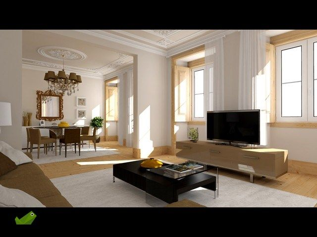 Apartment 2 Bedrooms For sale 530,000€ in Lisboa, Estrela, Lapa (Lapa) - Casa Sapo - Portugal's Real Estate Portal
