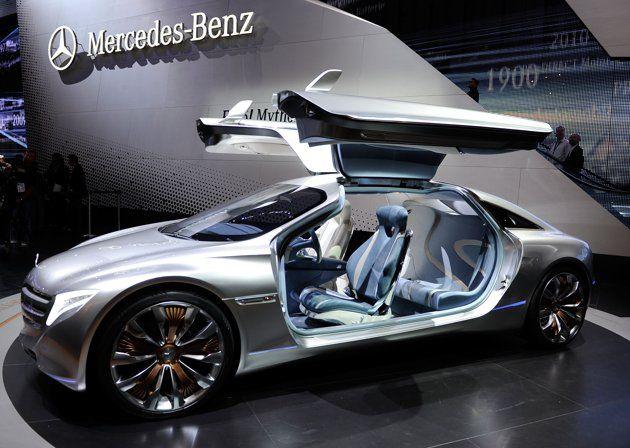 Mercedes Benz F-125Mercedesbenz, Mercedes Benz, F125 Concept, Benz F125, Benz F 125, Exotic Cars, Carse Trucks, Dreams Cars, Fav Cars