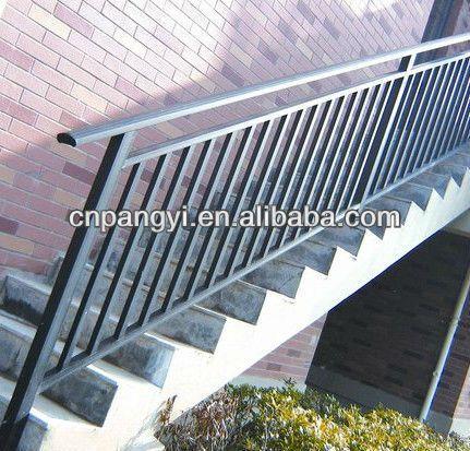Outdoor Steps Handrails /stair Aluminum Balustrade $5~$200