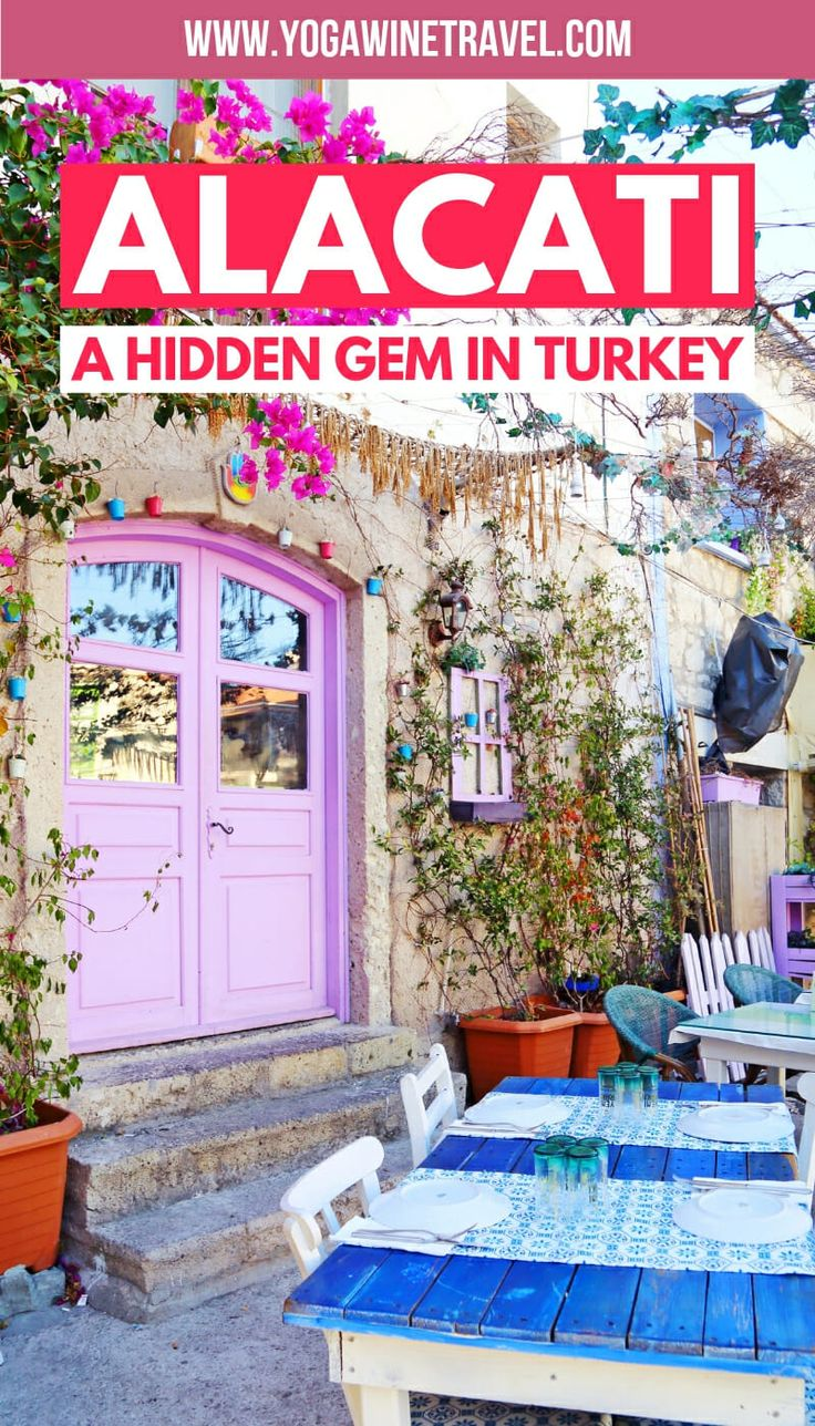 Alaçati in Turkey: A Sophisticated Seaside Town You've Probably Never Heard Of