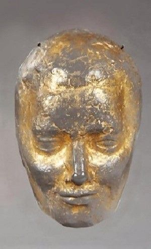 Henri Edouard Navarre (French, 1885–1971) Title:     Visage souriant de Christiane Navarre son épouse , ca. 1960  Medium:     crystal