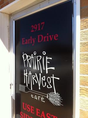 Prairie Harvest Cafe, Saskatoon, SK