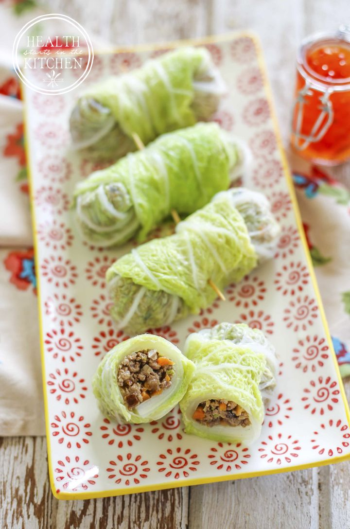 British asian cabbage rolls damn, these