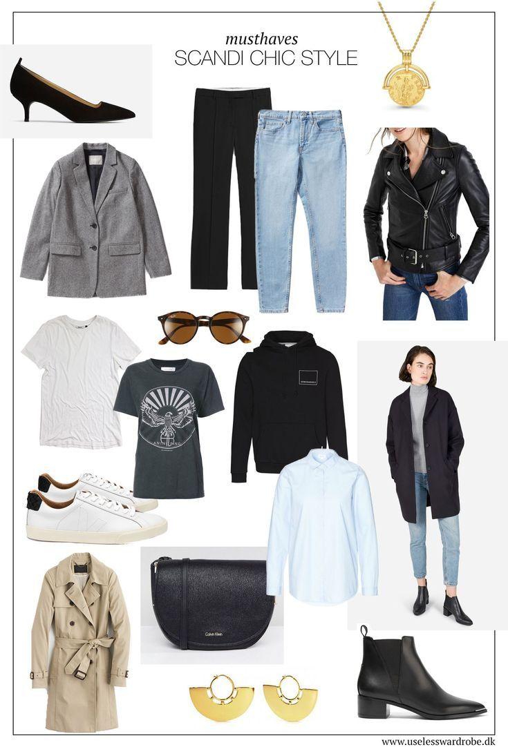 How to dress scandichic. scandi scandinavian style fashion ...