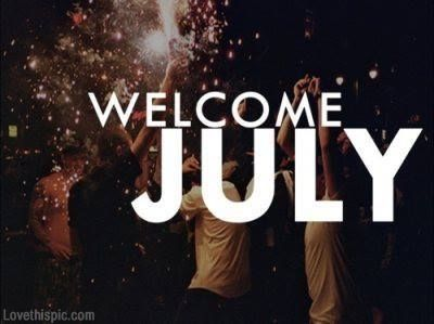 Welcome July Months July Hello July Welcome July