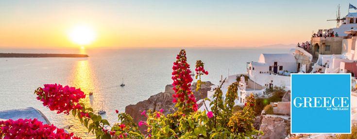 Besök Grekland - grekiska öarna