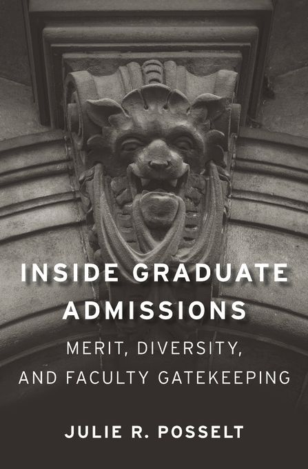 Advanced degrees are necessary for careers that once required only a college education. Yet little has been written about who gets into grad school and why. Julie Posselt pulls back the curtain on this secret process, revealing how faculty evaluate applicants in top-ranked doctoral programs in the humanities, social sciences, and natural sciences.
